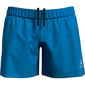 Odlo Zeroweight 2-in-1 Shorts Heren, blue aster